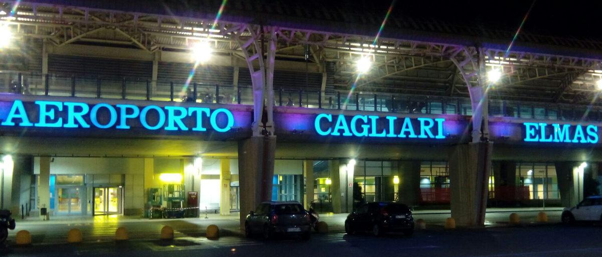 Aereoporto Cagliari
